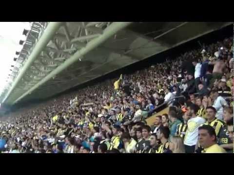 Fenerbahçe Tribün Şovu - Şampiyon