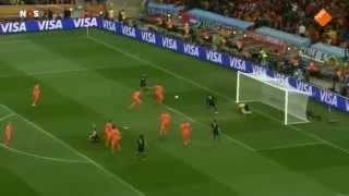 Studio Voetbal blikt terug op de finale van het WK 2010