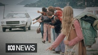 Living On $2 A Day: Aussie Hitchhikers In NZ (1975)   RetroFocus