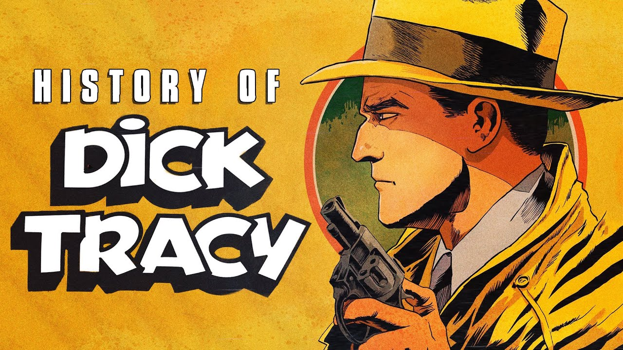 History of Dick Tracy