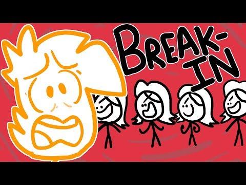Sorority Girl BREAK-IN!
