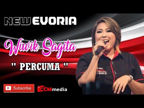 WIWIK SAGITA - PERCUMA - NEW EVORIA LIVE LAKARSANTRI 2017