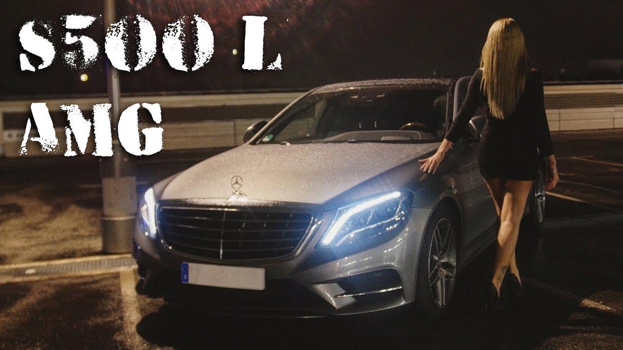 Mercedes S500 L V8 AMG [4K] - Acceleration - Carporn - Photoshooting ...