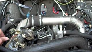видео Клапаны и привод клапанов ГРМ дизельного двигателя ЗМЗ-51432 CRS