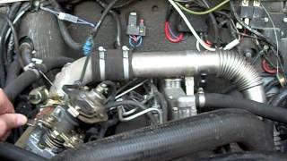 видео Масляный насос и привод насоса, масляный фильтр ЗМЗ-51432 CRS