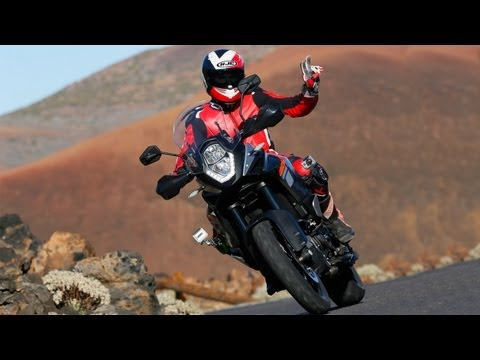 KTM 1190 Adventure Test - Onboard in Teneriffa