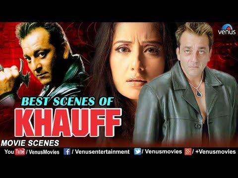 Best Scenes Of Khauff | Sanjay Dutt, Manisha Koirala | Blockbuster Bollywood Action Scenes 2017