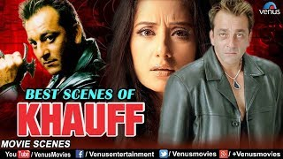 Best Scenes Of Khauff Sanjay Dutt Movies Manisha Koirala Best Bollywood Movie Scenes
