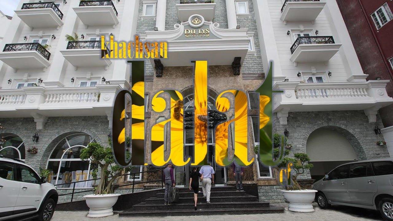 Khách Sạn Đà Lạt 3 Sao Giá Rẻ DU LYS
