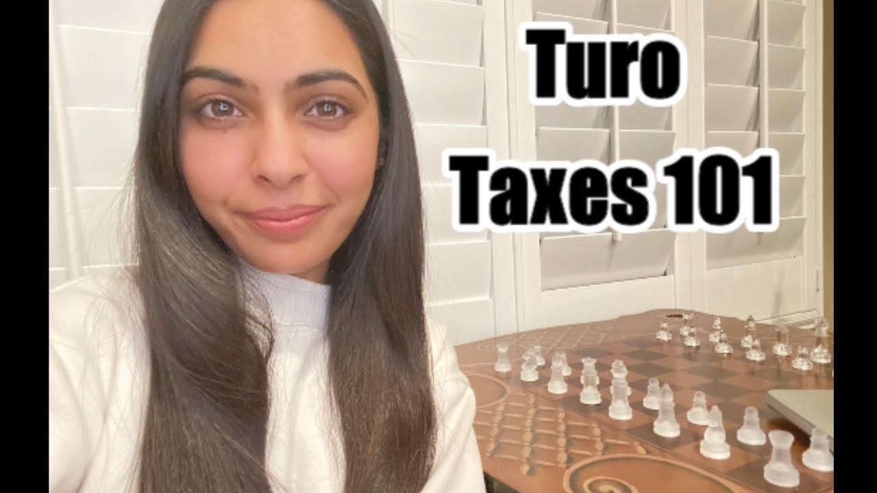 My Turo Taxes