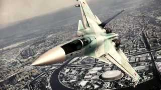 "Ace Combat Assault Horizon   Dogfight Music ""EXTENDED"" 720p"