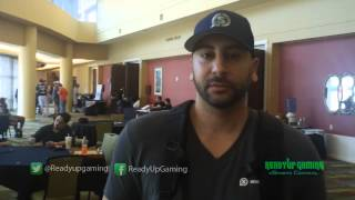@ReadyUpGaming Interview @hastr0 from @TeamEnVyUs at #UMG Atlanta 2013 #elgato10k