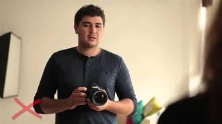 видео Как снимать незнакомых людей на улице?