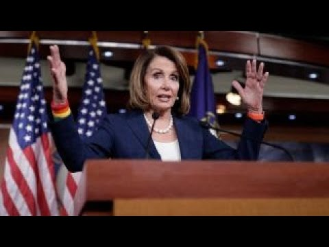 Pelosi Sees 'A Certain Element of Misogyny' in Presidential Politics