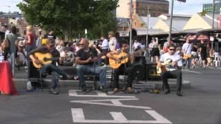La Rumba - El Zorro | Suzuki Night Market 2011 (HD)