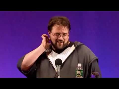 "Kevin Smith talks about protesting his own movie ""Dogma"""