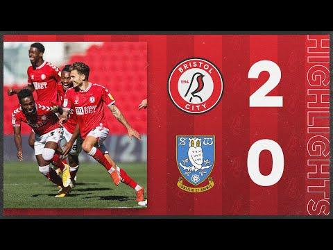 Bristol City Sheffield Wed Goals And Highlights