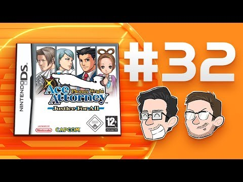 Er ist zurück! – Phoenix Wright: Ace Attorney – Justice For All #32 – Time to Drei