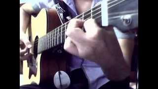 KHI EM XA ANH - HỢP ÂM GUITAR CỰC CHUẨN - TONE NAM