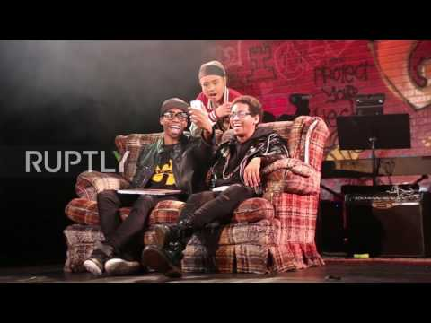 USA: 'Martin Shkreli' battles 'Wu-Tang' and 'Bill Murray' in off-Broadway musical
