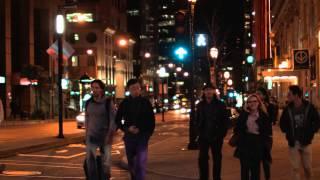 Montréal de nuit   Montreal at night