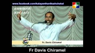 Fr Davis Chiramel  comdey speech part 3