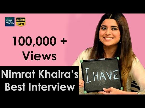 Nimrat Khaira EXCLUSIVE Interview | Punjabi Mania