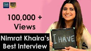 Nimrat Khaira's BEST Interview | Punjabi Mania