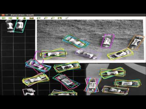 Rotation invariant candy detection using OpenCV 3 1