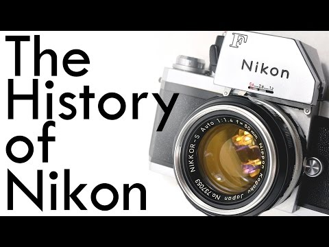 Nikon History: WAR tools, CRUSHING Leica & Canon... and then... (Picture This Podcast)