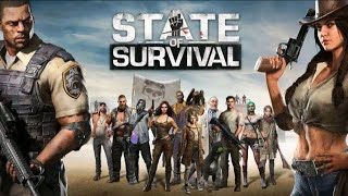 State of Survival Gameplay + Review|Latest Android Games|