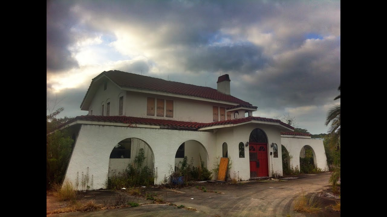 urban exploration abandoned house on florida 39 s space