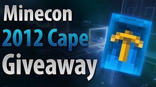 New minecon cape 2019