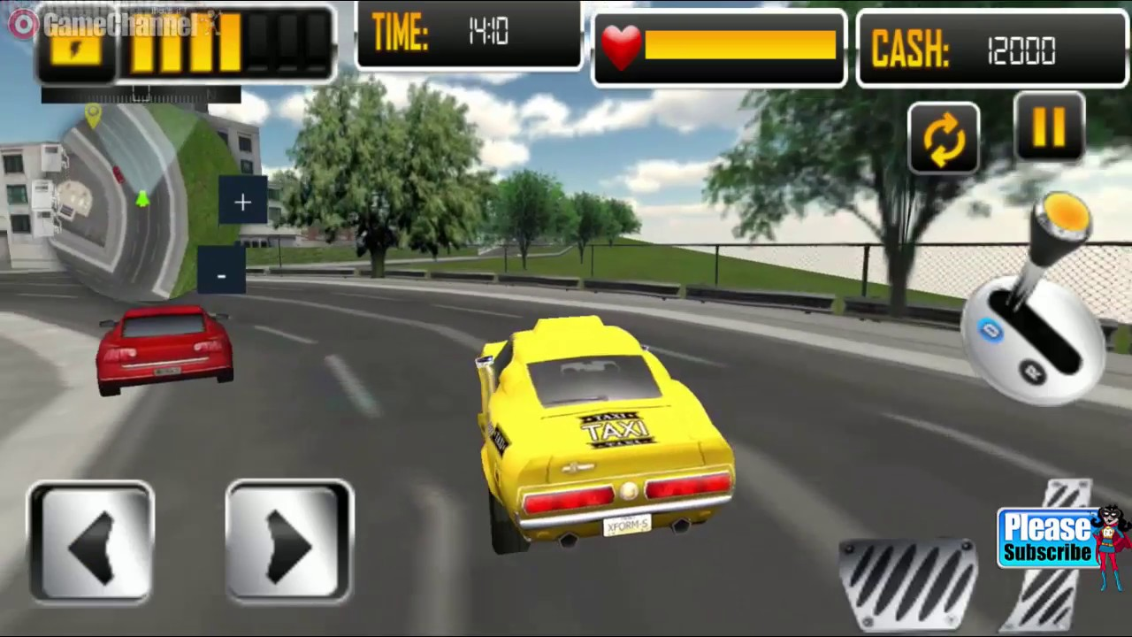 electric car taxi driver 3d taxi driver 3d simulator taxi driving games games for children