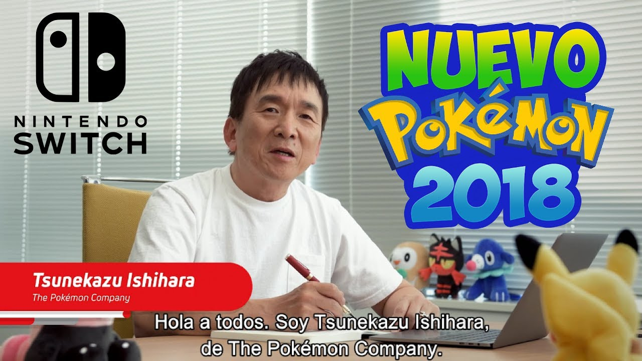 Pokemon Para Nintendo Switch En 2018 Confirmado Rpg Youtube
