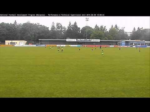 Malaysia B13 3-0 SC Furstenfeldbruck B13