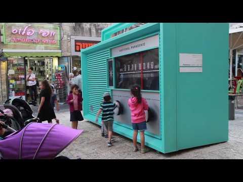 Sukkot - A Celebration For Every Nation   Sukkot in Jerusalem