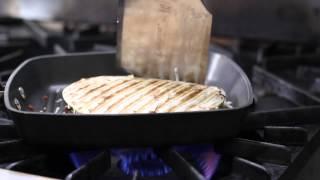 Jalapeno Ranch Quesadillas Recipe