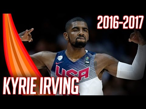 Kyrie Irving - Crossover And Ankle Breaker Mix 2016