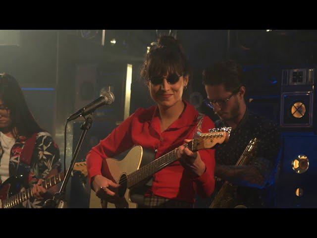 Ana Verá en Guanamor Studio (Live)