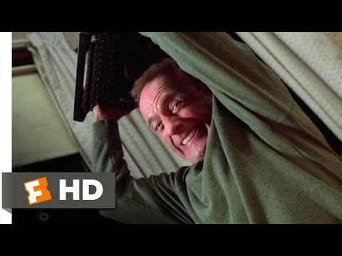 Misery (12/12) Movie CLIP - Paul Attacks Annie (1990) HD