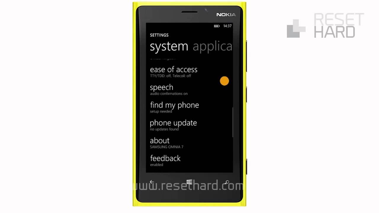 nokia lumia 630 instructions