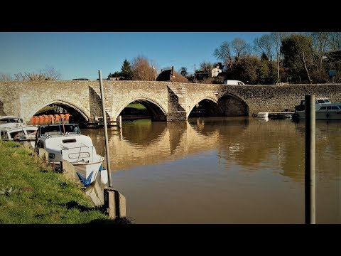 WALKING IN KENT | RIVER MEDWAY AND WEST FARLEIGH