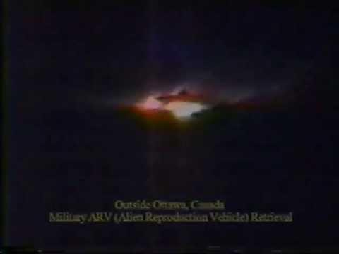 Alien Reproduction Vehicle (ARV) - Military UFO Retrieval - EVIDENCE (Sirius Documentary)