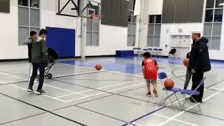 All Star Atfalul Ahmadiyya Basketball League Canada