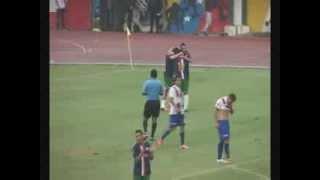 CRONICA Yaracuyanos FC 0-1 Estudiantes de Mérida