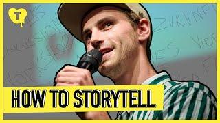 Fynn Kliemann - How to Storytell: alle Staffeln Kliemannsland | TINCON Hamburg 2019