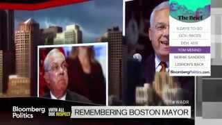 Former Boston Mayor Menino Dies at 71