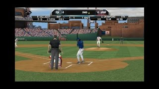 Major League Baseball 2K10 (PSP) Tampa Bay vs Philidelphia
