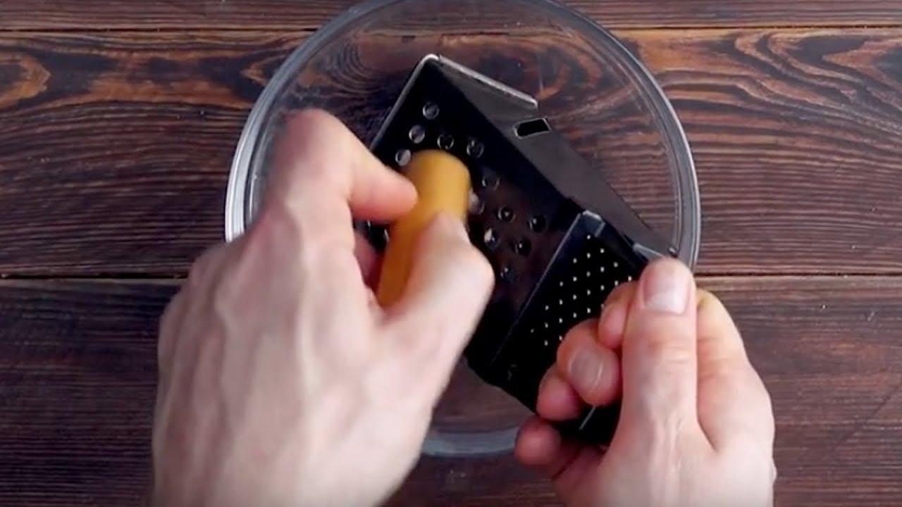 Se gratti il wurstel sulla grattugia sembra formaggio ...
